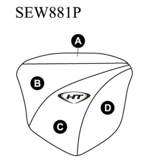 SEW881P Sections
