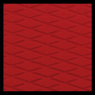 RED 4mm - Small Diamond with Self-Adhesive-0