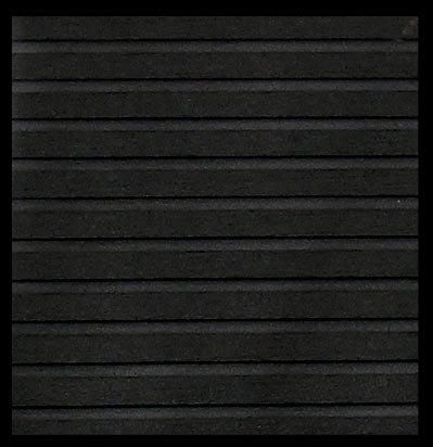 Black 3mm Grooved-0