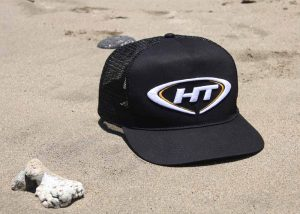 HT Trucker Hat - Black-0