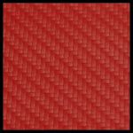 Upholstery Carbon Fiber Red